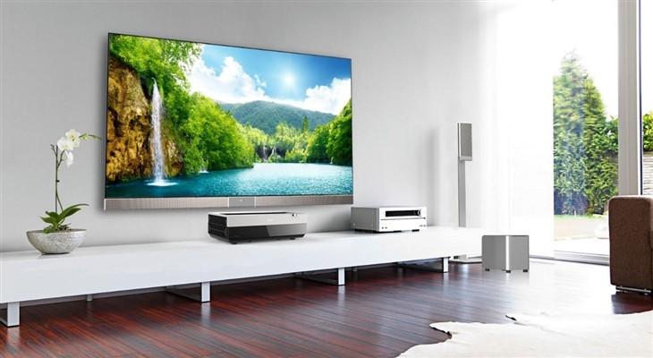 Hisense 4K激光影院電視正式發布: 實現家居的夢想之一