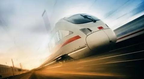 高铁的建设相较于过去传统的铁路运输在节能