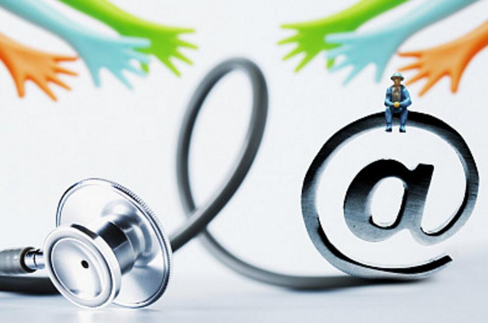 """健康信息平台,一座被忽视的在线医疗""""小金矿"""""""