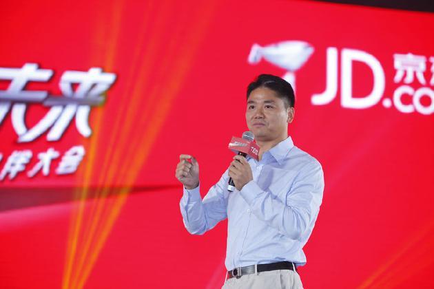 刘强东向快递公司开战:以后不再用其它物流