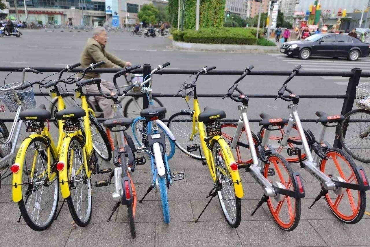 北京共享单车新政:不得设置商业广告,不发展电动车-烽巢网