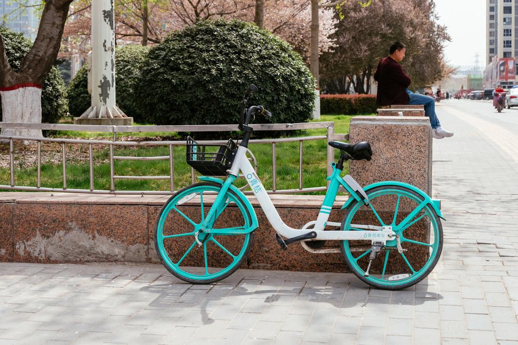 滴滴:青桔单车替换小蓝单车,限中关村软件园